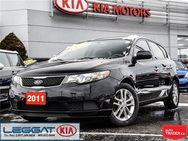 2011 Kia Forte5 2.0L EX (Stk: 2245AB) in Burlington - Image 1 of 20