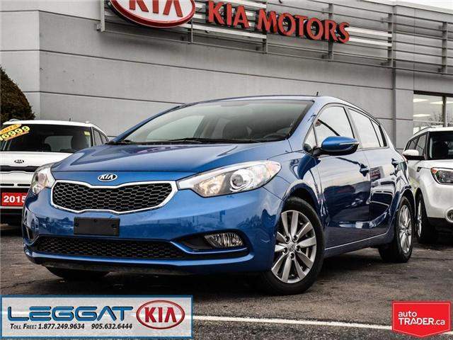 2015 Kia Forte LX+ (Stk: 2276) in Burlington - Image 1 of 20