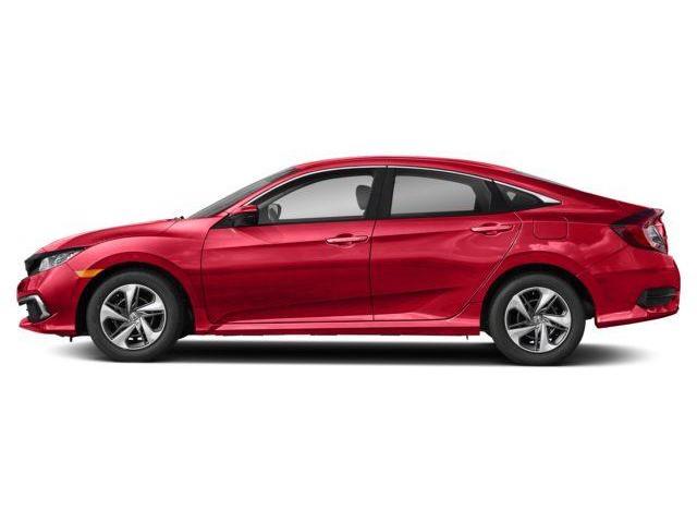 2019 Honda Civic LX (Stk: F19095) in Orangeville - Image 2 of 9