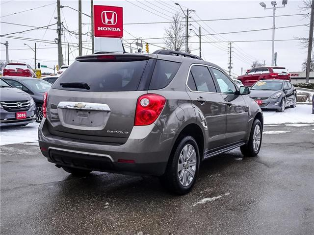 2011 Chevrolet Equinox 1LT (Stk: 19143A) in Milton - Image 5 of 23