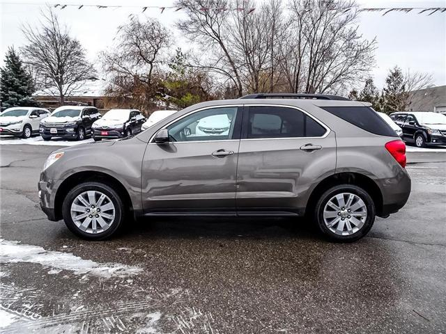2011 Chevrolet Equinox 1LT (Stk: 19143A) in Milton - Image 8 of 23