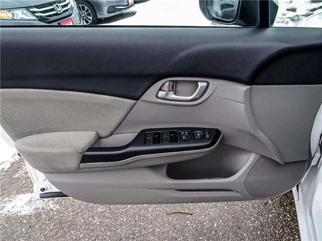 2014 Honda Civic LX (Stk: 3217) in Milton - Image 8 of 24