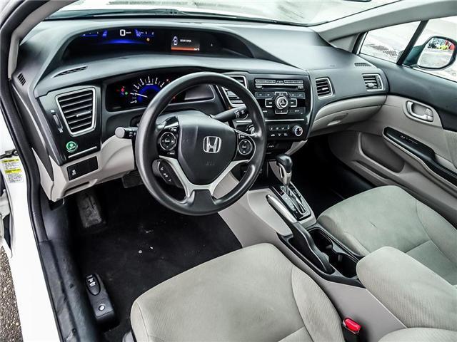 2014 Honda Civic LX (Stk: 3217) in Milton - Image 9 of 24