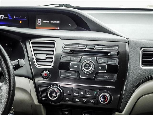 2014 Honda Civic LX (Stk: 3217) in Milton - Image 15 of 24