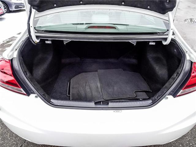 2014 Honda Civic LX (Stk: 3217) in Milton - Image 17 of 24