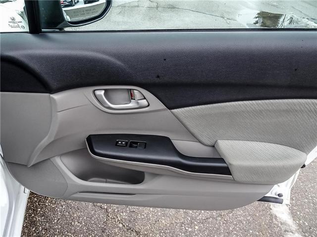2014 Honda Civic LX (Stk: 3217) in Milton - Image 19 of 24