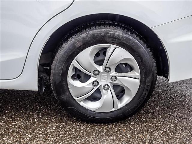 2014 Honda Civic LX (Stk: 3217) in Milton - Image 21 of 24