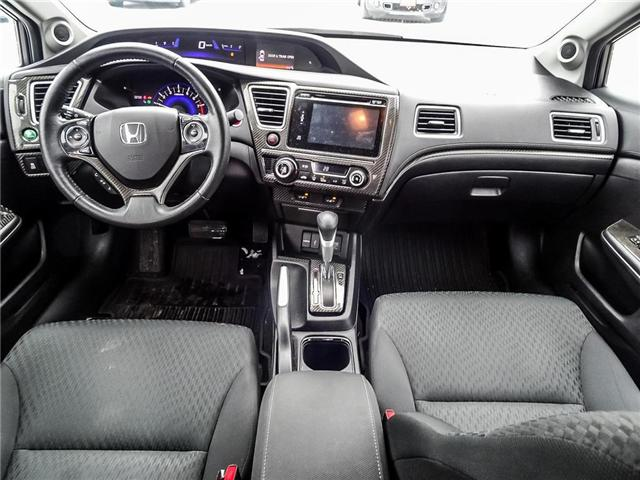 2015 Honda Civic EX (Stk: 181100A) in Milton - Image 14 of 25