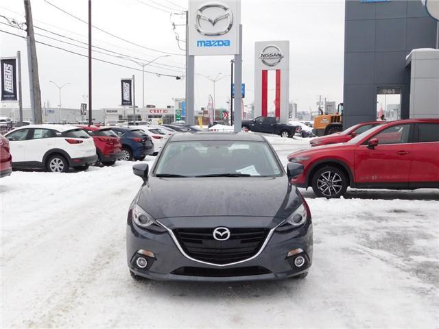 2014 Mazda Mazda3 GT-SKY (Stk: a2037a) in Gatineau - Image 2 of 15