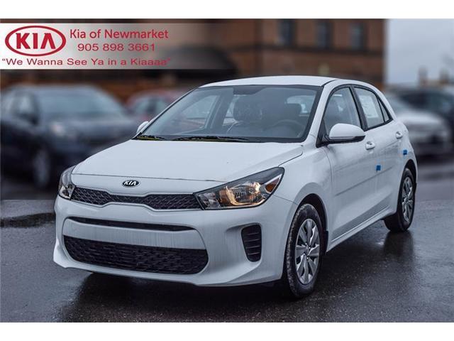 2018 Kia Rio5  (Stk: 180666) in Newmarket - Image 1 of 18