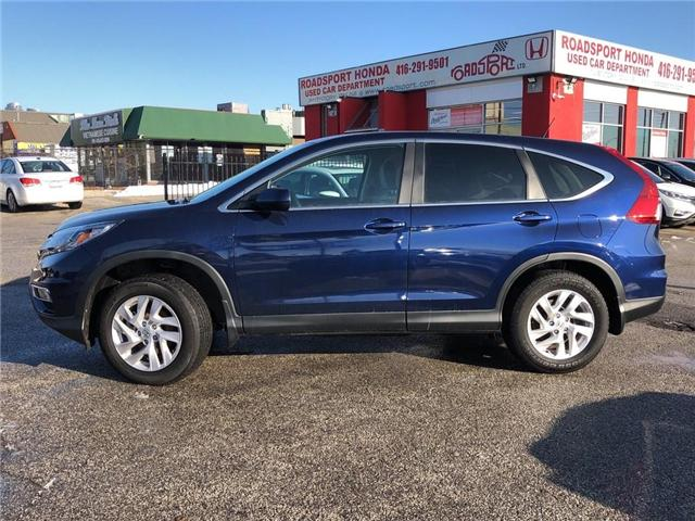 2016 Honda CR-V SE (Stk: 56660A) in Scarborough - Image 2 of 22