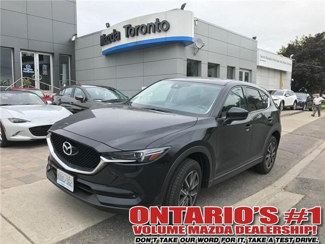 2018 Mazda CX-5 GT (Stk: DEMO78625) in Toronto - Image 1 of 18