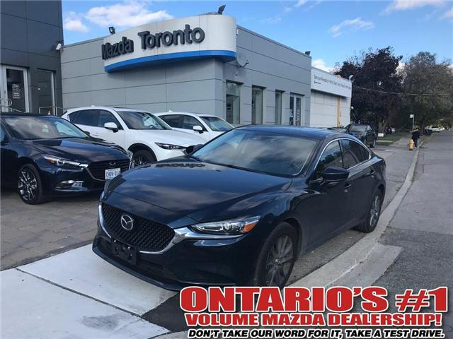 2018 Mazda MAZDA6 GS-L (Stk: DEMO79198) in Toronto - Image 1 of 18