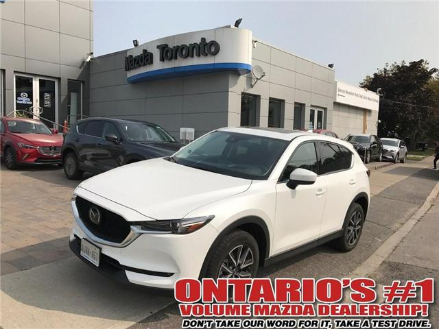 2018 Mazda CX-5 GT/TECH PKG (Stk: DEMO78725) in Toronto - Image 1 of 21