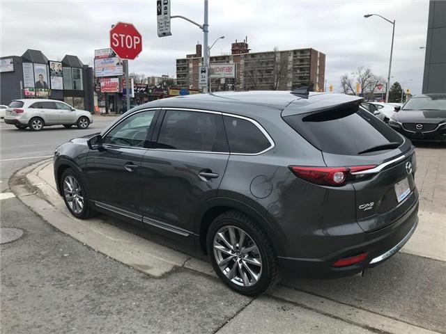 2018 Mazda CX-9 Signature (Stk: DEMO79980) in Toronto - Image 4 of 14
