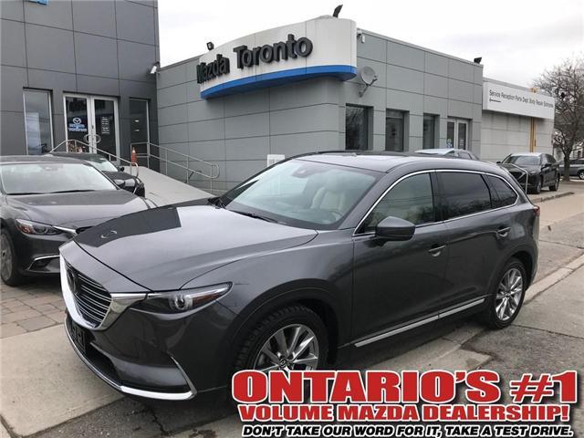 2018 Mazda CX-9 GT/AWD (Stk: DEMO78937) in Toronto - Image 1 of 24
