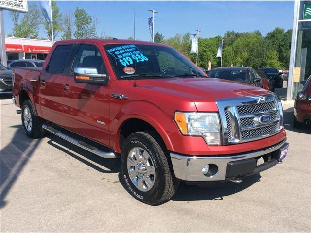 2011 Ford F-150 Lariat (Stk: 16175A) in Owen Sound - Image 2 of 19