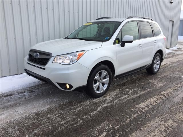 2015 Subaru Forester 2.5i Convenience Package (Stk: SUB1762A) in Charlottetown - Image 1 of 20