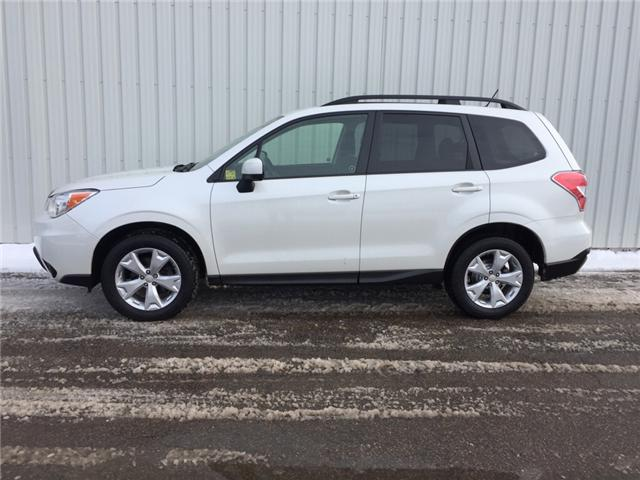 2015 Subaru Forester 2.5i Convenience Package (Stk: SUB1762A) in Charlottetown - Image 3 of 20