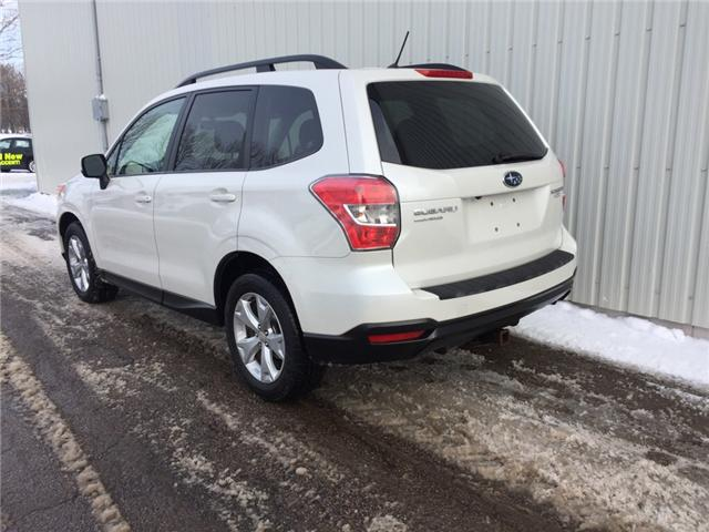 2015 Subaru Forester 2.5i Convenience Package (Stk: SUB1762A) in Charlottetown - Image 4 of 20