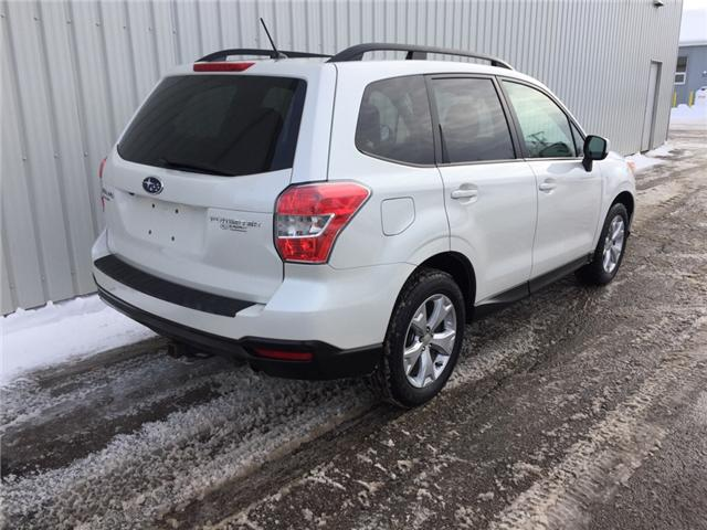 2015 Subaru Forester 2.5i Convenience Package (Stk: SUB1762A) in Charlottetown - Image 6 of 20