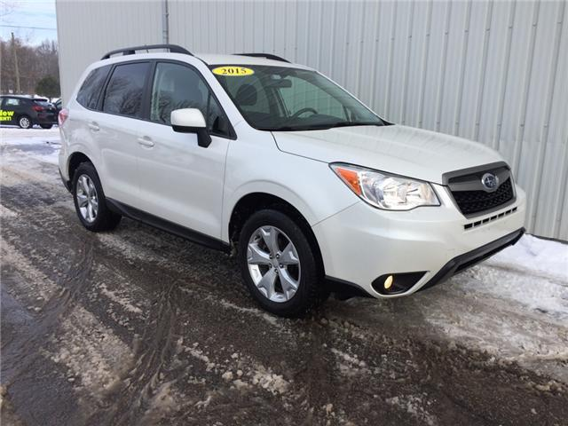 2015 Subaru Forester 2.5i Convenience Package (Stk: SUB1762A) in Charlottetown - Image 8 of 20
