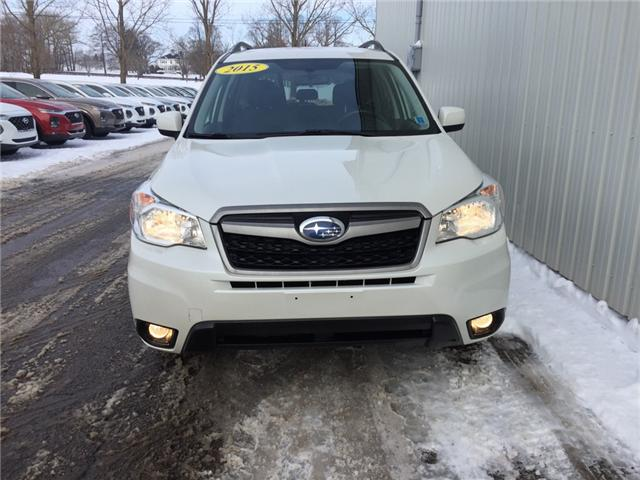 2015 Subaru Forester 2.5i Convenience Package (Stk: SUB1762A) in Charlottetown - Image 9 of 20