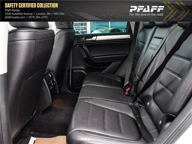 2013 Volkswagen Touareg 3.0 TDI Comfortline (Stk: MA1597) in London - Image 12 of 15
