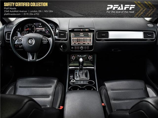 2013 Volkswagen Touareg 3.0 TDI Comfortline (Stk: MA1597) in London - Image 13 of 15