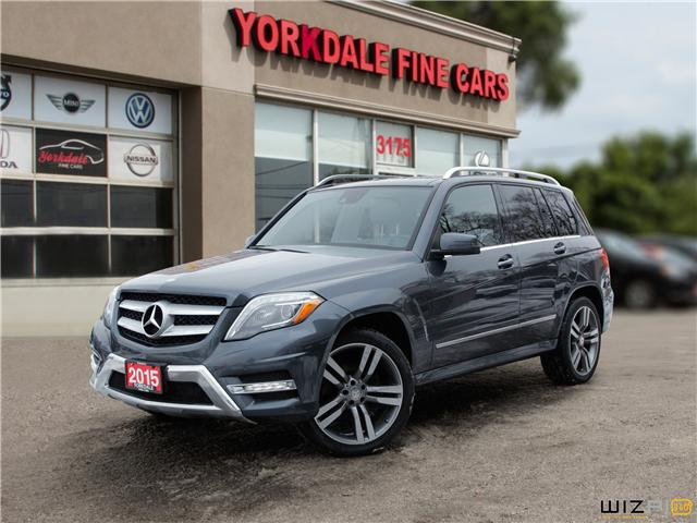 2015 Mercedes-Benz Glk-Class  (Stk: Y1 4512) in Toronto - Image 1 of 25