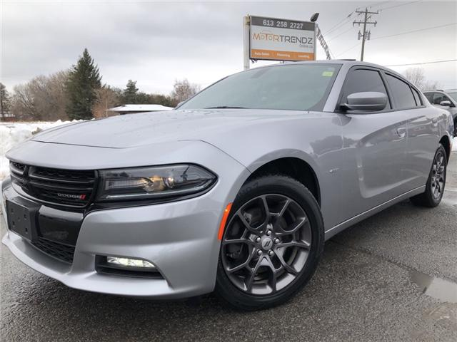 2018 Dodge Charger GT (Stk: -) in Kemptville - Image 1 of 29
