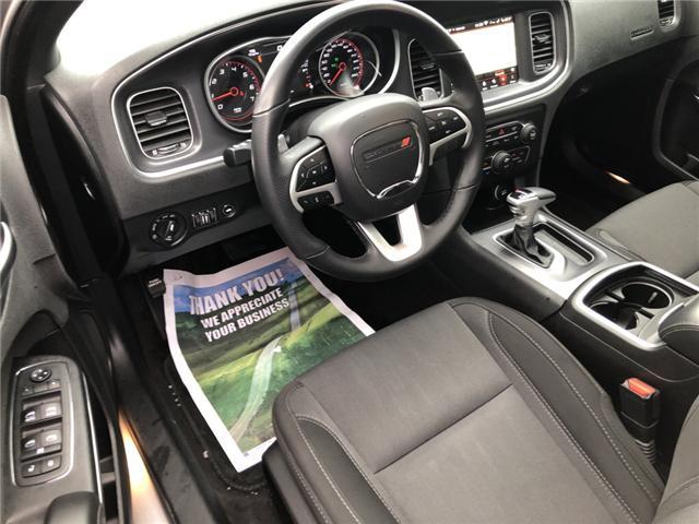 2018 Dodge Charger GT (Stk: -) in Kemptville - Image 8 of 29