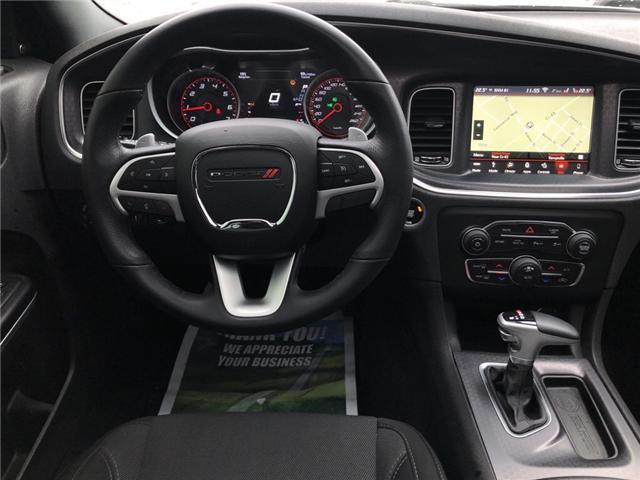 2018 Dodge Charger GT (Stk: -) in Kemptville - Image 11 of 29