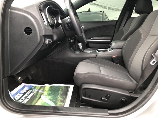 2018 Dodge Charger GT (Stk: -) in Kemptville - Image 12 of 29
