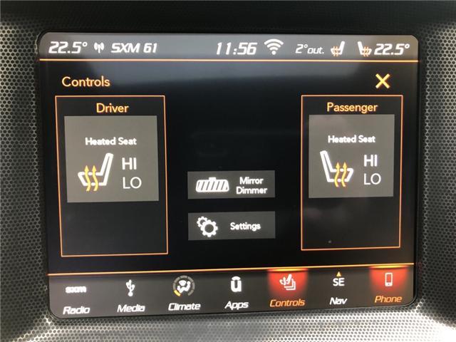 2018 Dodge Charger GT (Stk: -) in Kemptville - Image 19 of 29