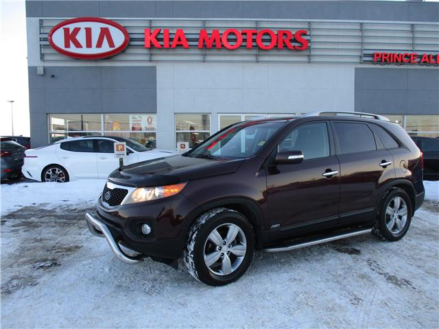 2013 Kia Sorento EX Luxury V6 (Stk: B4014A) in Prince Albert - Image 2 of 15