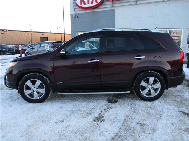 2013 Kia Sorento EX Luxury V6 (Stk: B4014A) in Prince Albert - Image 3 of 15