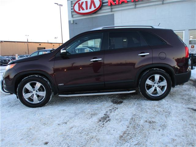 2013 Kia Sorento EX Luxury V6 (Stk: B4014A) in Prince Albert - Image 4 of 15