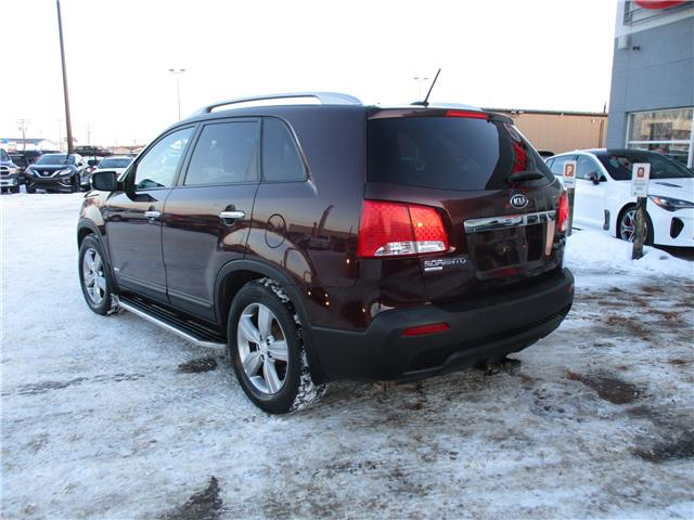 2013 Kia Sorento EX Luxury V6 (Stk: B4014A) in Prince Albert - Image 5 of 15