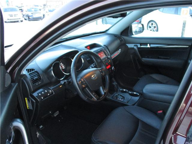 2013 Kia Sorento EX Luxury V6 (Stk: B4014A) in Prince Albert - Image 10 of 15