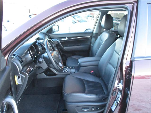 2013 Kia Sorento EX Luxury V6 (Stk: B4014A) in Prince Albert - Image 11 of 15