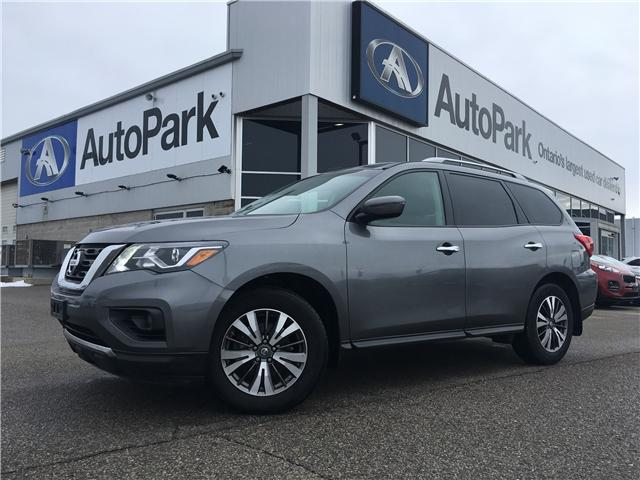 2017 Nissan Pathfinder SV (Stk: 17-52452RJB) in Barrie - Image 1 of 29