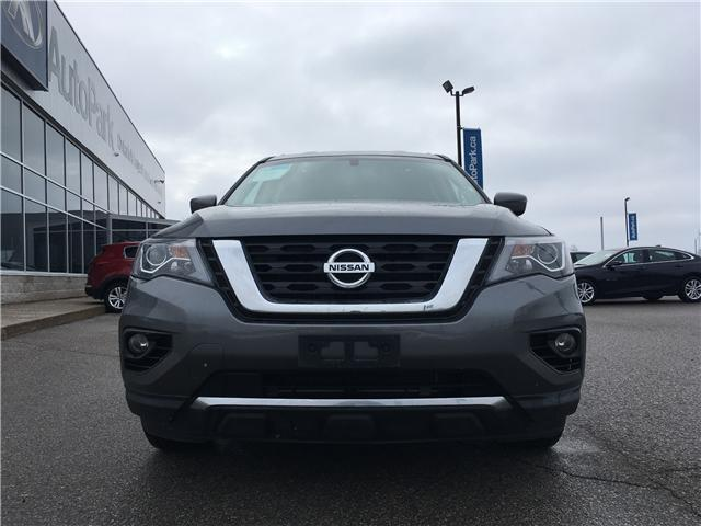 2017 Nissan Pathfinder SV (Stk: 17-93334RJB) in Barrie - Image 2 of 29