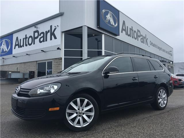 2013 Volkswagen Golf 2.0 TDI Highline (Stk: 13-01922MB) in Barrie - Image 1 of 27