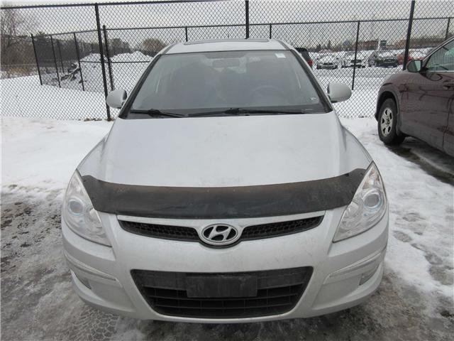 2009 Hyundai Elantra Touring GL (Stk: 26543A) in Ottawa - Image 1 of 5