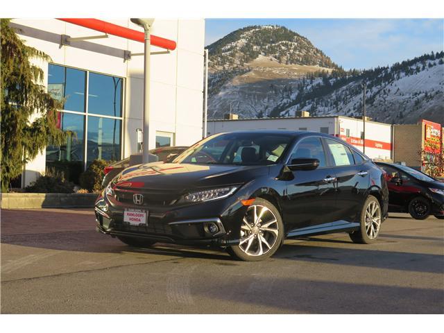 2019 Honda Civic Touring (Stk: N14309) in Kamloops - Image 1 of 18