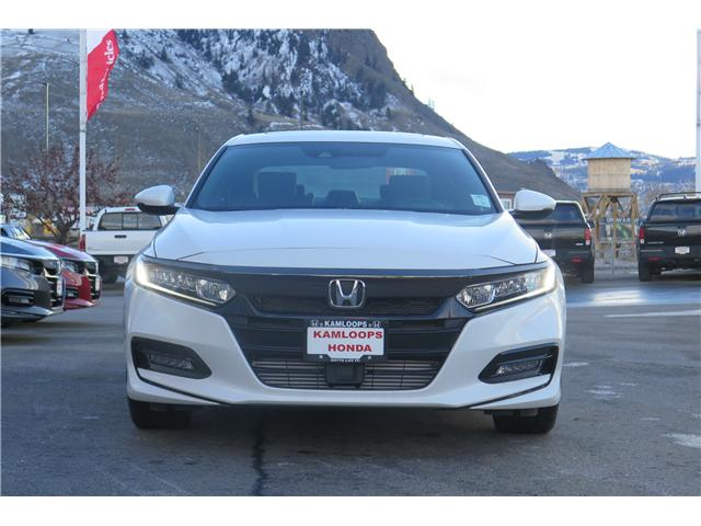 2019 Honda Accord Sport 1.5T (Stk: N14311) in Kamloops - Image 2 of 14