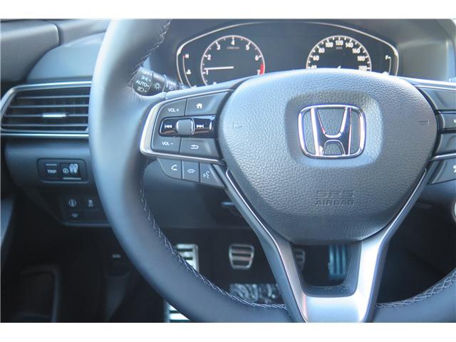 2019 Honda Accord Sport 1.5T (Stk: N14311) in Kamloops - Image 9 of 14