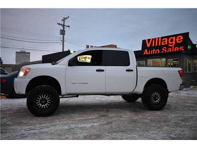 2014 Nissan Titan SV (Stk: P35894) in Saskatoon - Image 2 of 23