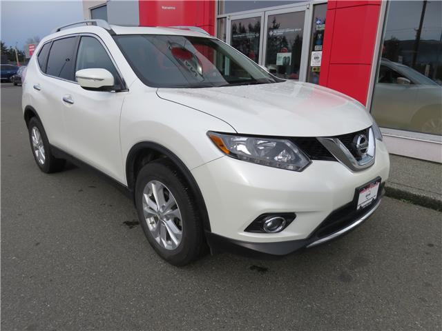 2015 Nissan Rogue SV (Stk: 8MU5594A) in Nanaimo - Image 1 of 9
